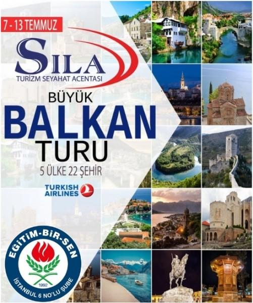 Birlikte Balkan Turu Yapalım Mı